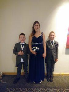 Bridesmaid and Page Boys