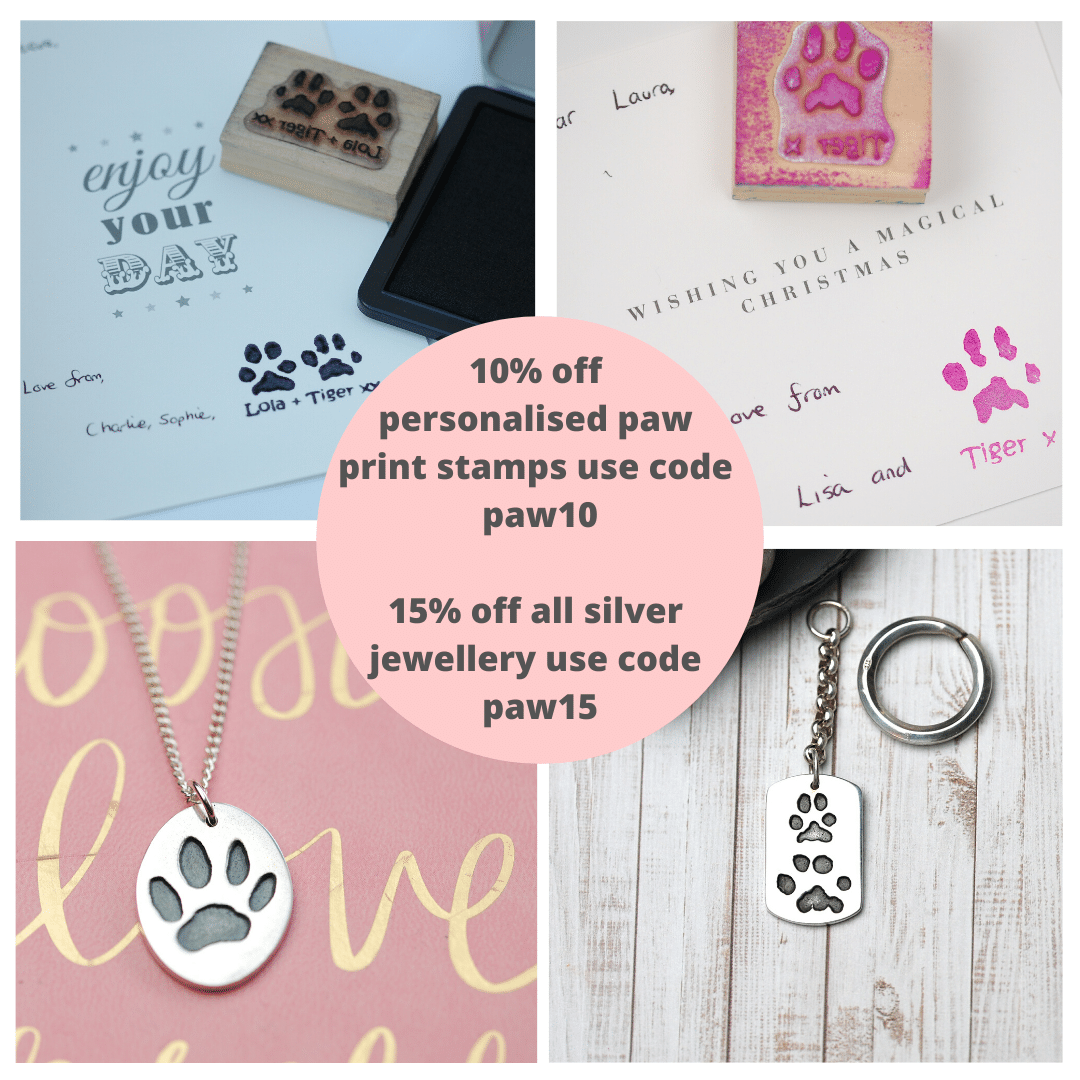 10% off stamps 15% off jewellery