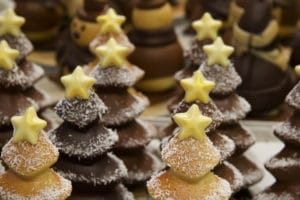 Christmas chocolate is dangerous for cats and dogs