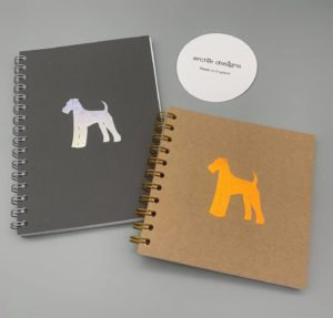 Archie Designs notebook mother's day gift